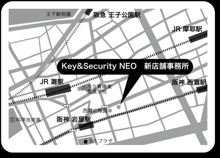 鳥居様_地図