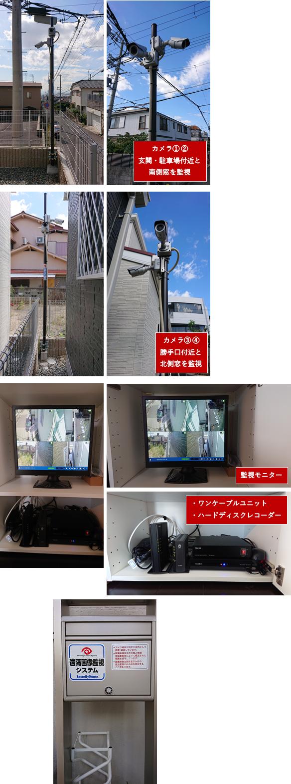 小波津邸・防犯カメラLP画像
